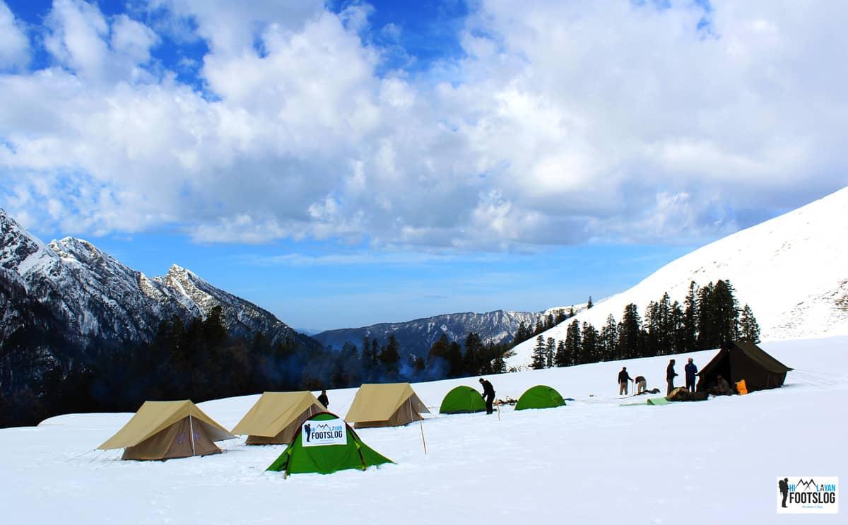 snow trekking chandernahan