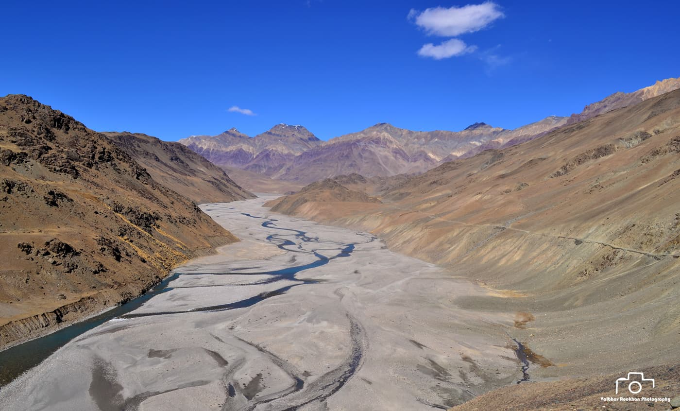 Jeep Safari Tour From Chandigarh to Spiti Valley