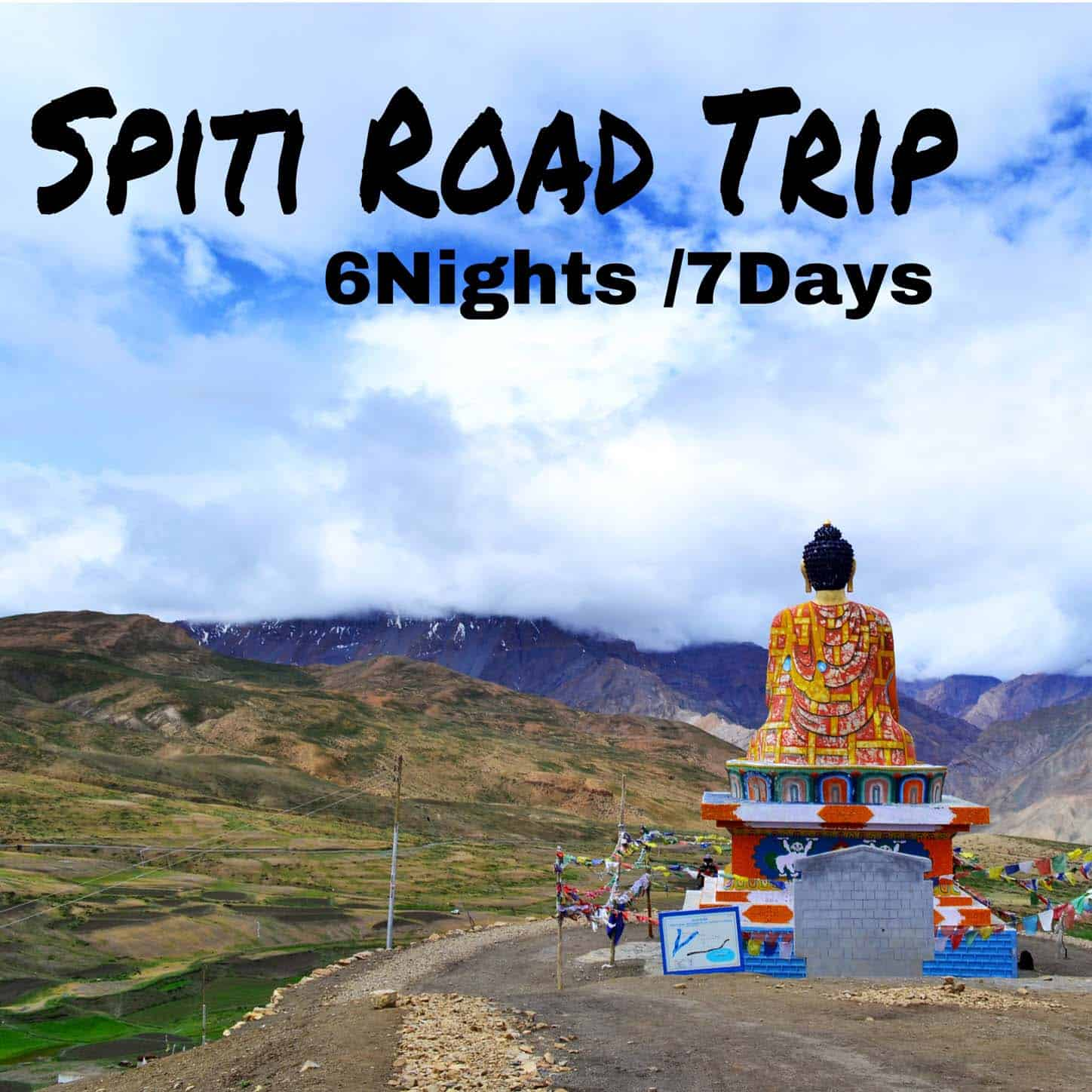Spiti Valley Road Trip (Fixed Departure)